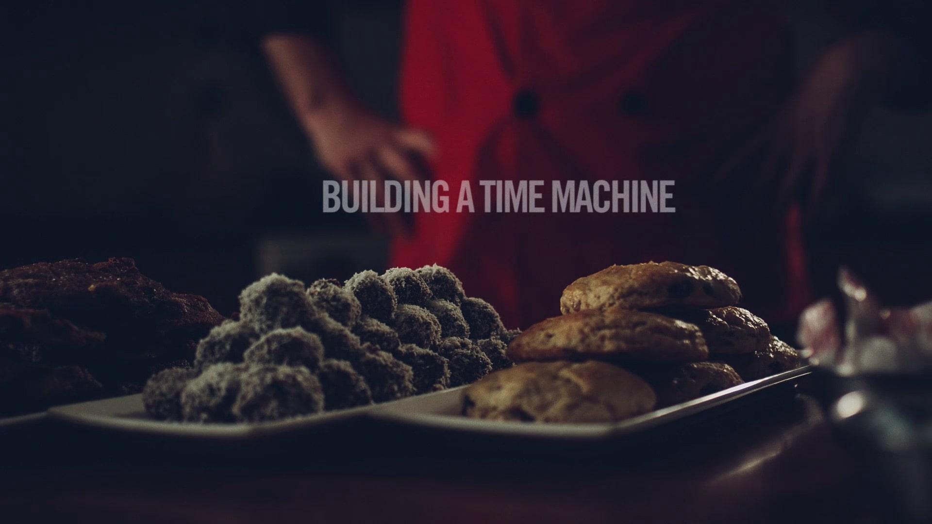 Building a time machine